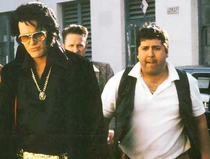 Young Elvis in Bubba Ho-Tep