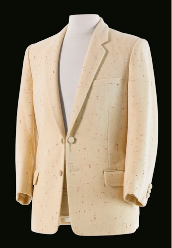 Elvis' White Jacket