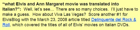 Strange Google Searches on Elvisblog
