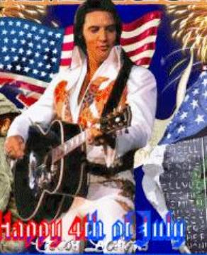 Elvis God Bless America