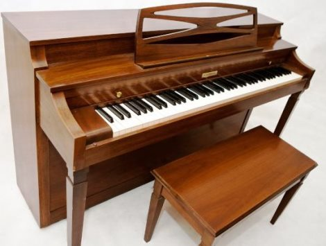 Elvis' Baldwin Piano