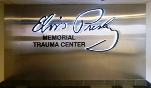 Elvis-Presley-Memorial-Trauma-Center-Sign