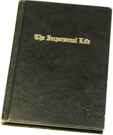 "Elvis' The Impersonal Life"" Book"