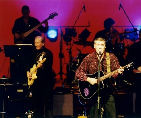 Greg Page and James Burton 2006 Sydney