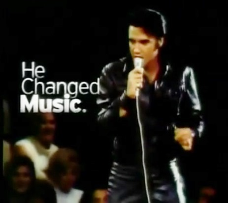 Elvis, He Changed Music -- Serius Commercial