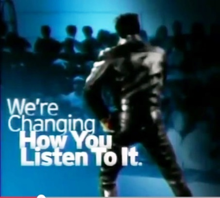 We're Changing How You Listen to It -- Sirius Commercial