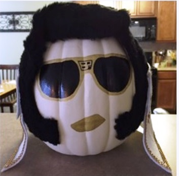 Graceland Elvis Pumpkin Contest Loser 2