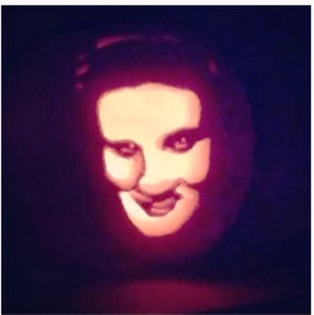 Graceland Elvis Pumpkin Contest Loser 4