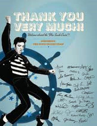 Elvis Thank You 11