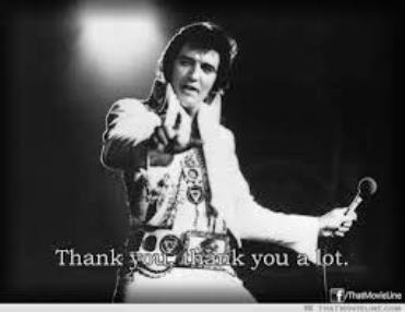 Thank You 15 | ElvisBlog
