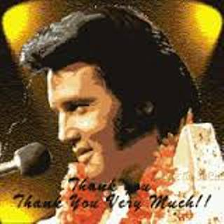 Elvis Thank You 18