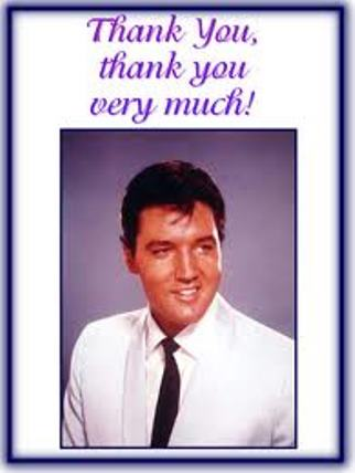 Elvis Thank You 3