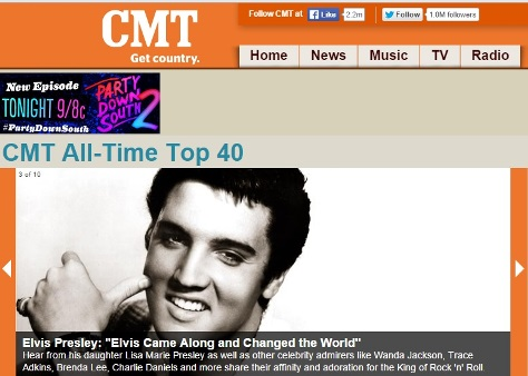 CMT All Time Top 40