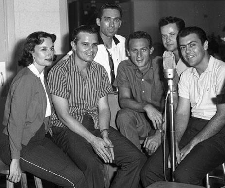 Millie-Kirkham-and-Five-Jordanaires-in-1958