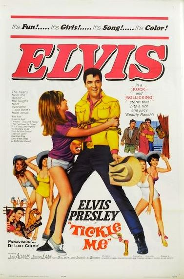 Elvis Tickle Me  Movie Poster, 1965