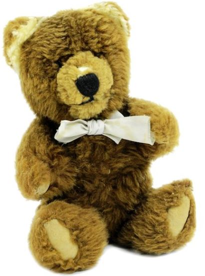 Teddy Bear Gifted by Elvis