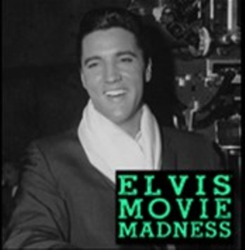 Elvis Movie Madnesss Logo