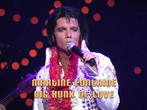 Martin Fontaine as Elvis
