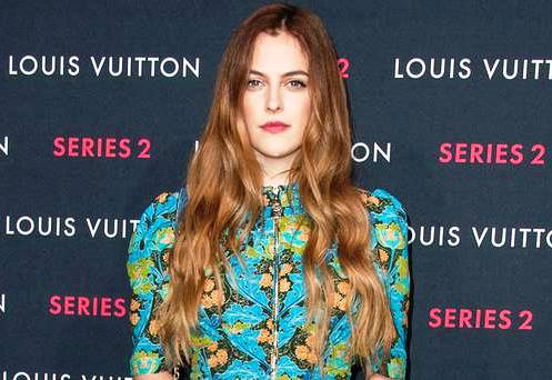 Riley Keough Modelling