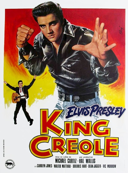 King Creole Poster 3