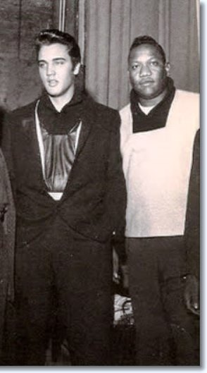 Bobby Blue Bland and Elvis
