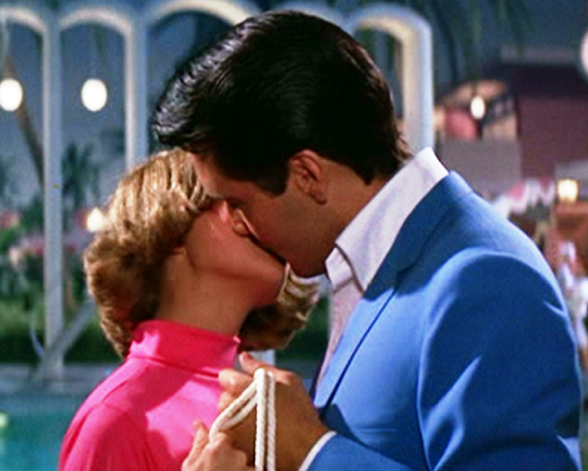 Elvis Kissing Shelly Fabares - Girl Happy