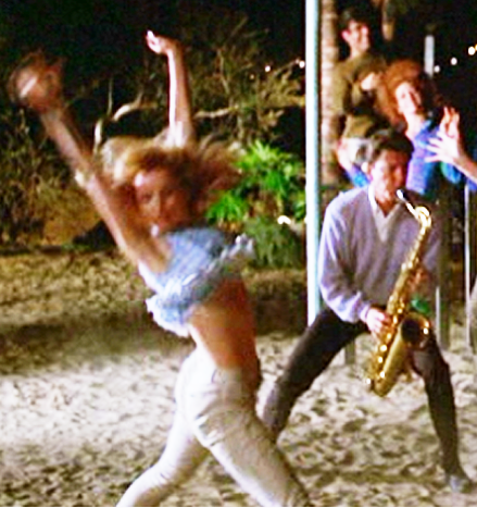 Teri Garr Dancing in Girl Happy