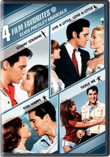 Elvis -- 4 Film Favorites