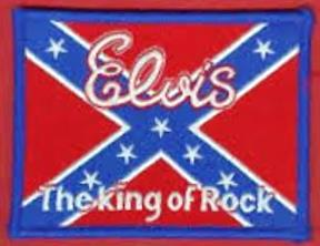 Elvis and the Confederate Flag 3