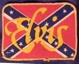 Elvis and the Confederate Flag 5