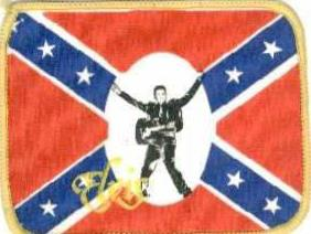 Elvis and the Confederate Flag 8