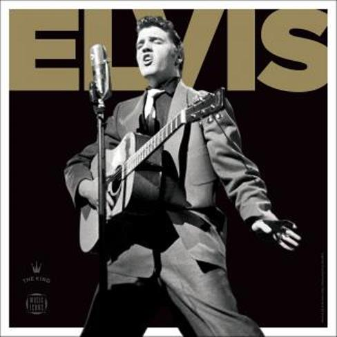 Back of the New Elvis Stamp Sheet