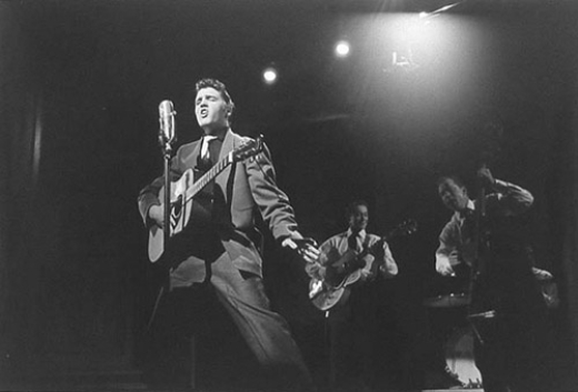 Elvis In Concert July 4, 1956