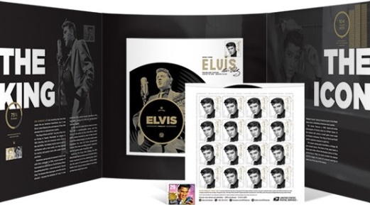 Forever Elvis Collection Inside