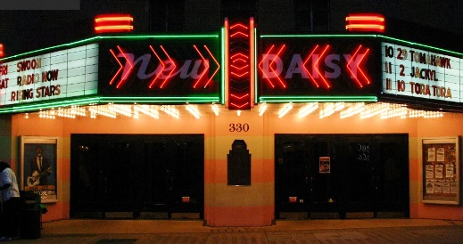 New Daisy Theater at Night