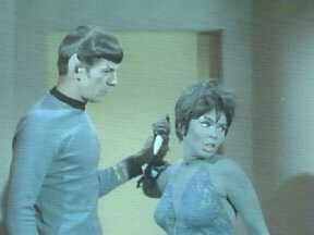 Spock and Marta