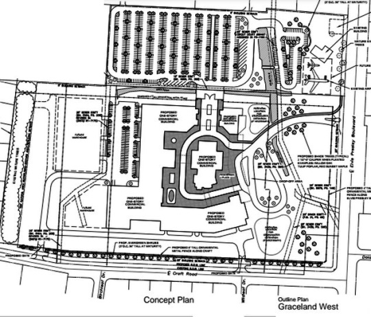 Graceland West Concept Plan
