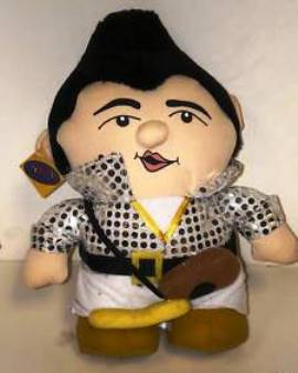 Elvis Plush Doll