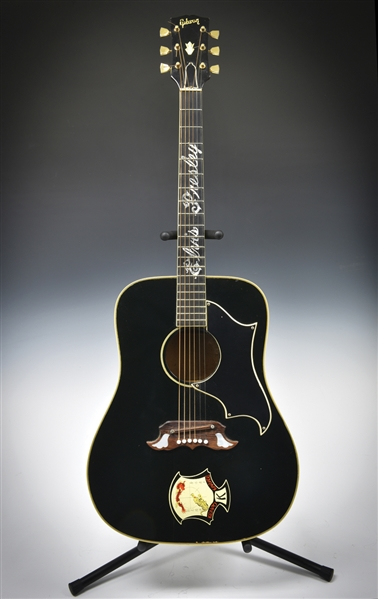 Lot 24 Stage-Used Guitar from January 14, 1973 Aloha from Hawaii