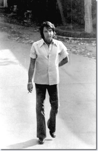 60s Elvis in Short Sleeve 1