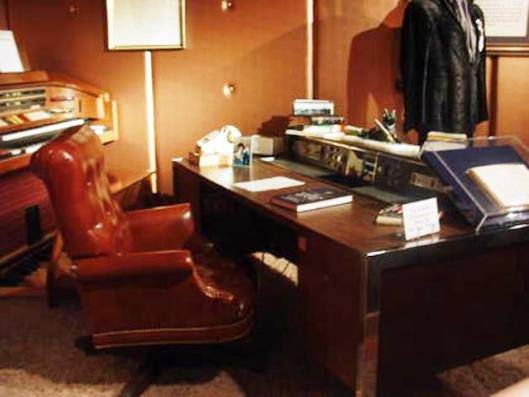 Bedroom Suite Office in Elvis' Graceland