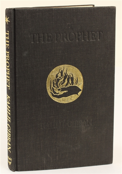 Elvis Hand Annotated and Signed The Prophet - Cover