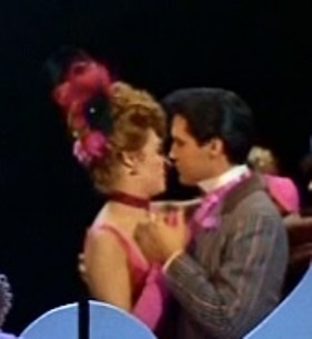 Elvis Dancing with Nellie in Frankie and Johnny