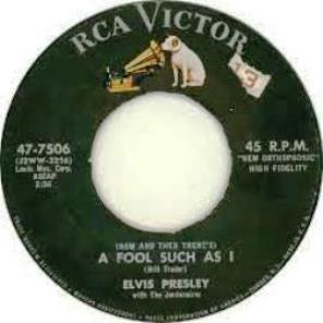 Elvis Hit - A Fool Such as I