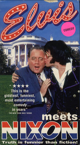 Elvis Meets Nixon DVD