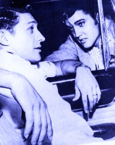 Elvis and Scotty