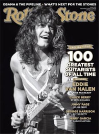 Rolling Stone's 100 Greatest Guitarists