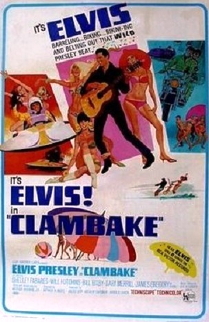 Elvis - Clambake Movie Poster