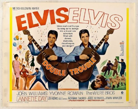 Elvis -Double Trouble 3