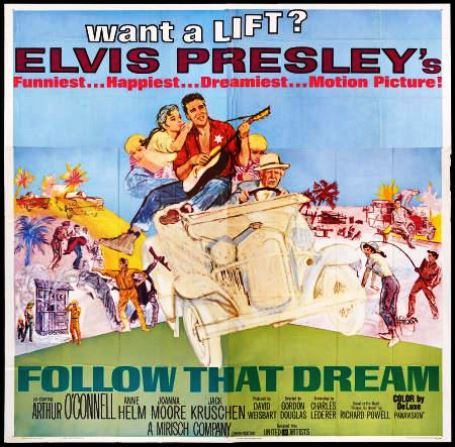 Elvis - Follow That Dream Movie Poster